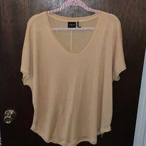 Urban Outfitters knit tee